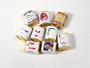 60 Pcs Personalized Bridal Shower Party Favors Hershey ...