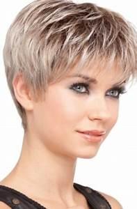 Model Coiffure Femme : modele coupe courte ~ Medecine-chirurgie-esthetiques.com Avis de Voitures