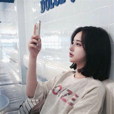 Best 25  Asian short hair ideas on Pinterest   Korean