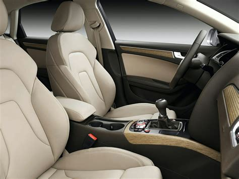 2014 Audi A4 Interior by 2014 Audi A4 Price Photos Reviews Features