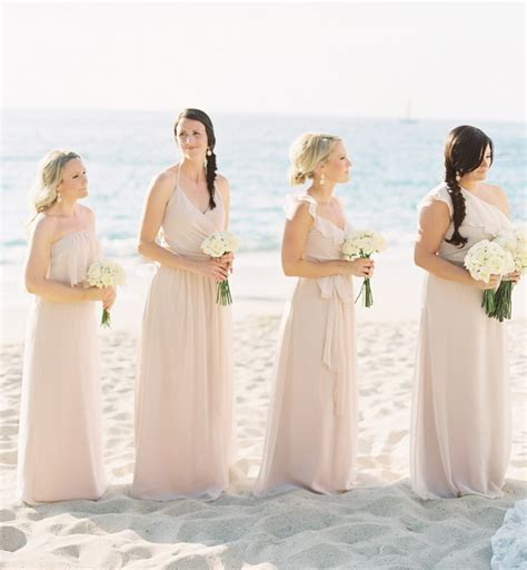 bridesmaid beach wedding dresses mybestweddingplan com