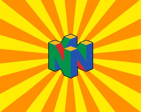 N64 Wallpaper Wallpapersafari