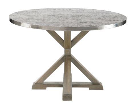 Round Metal Dining Table Bernhardt