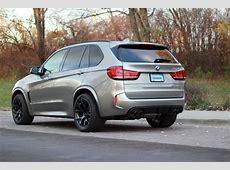 F85 BMW X5M in Donington Grey gets a carbon fiber treatment