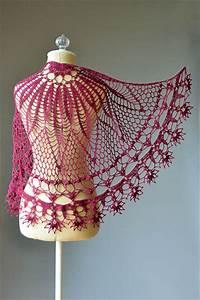 Crochet Shawls  U22c6 Crochet Kingdom  71 Free Crochet Patterns