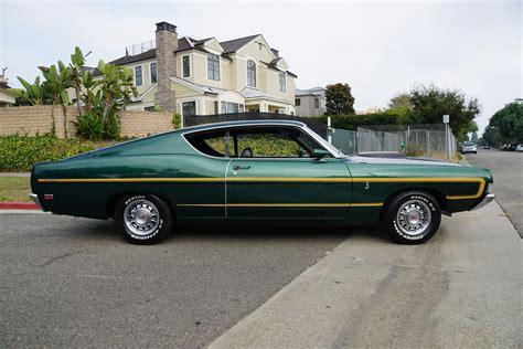 1969 Ford Torino by 1969 Ford Torino Gt Fastback Ebay