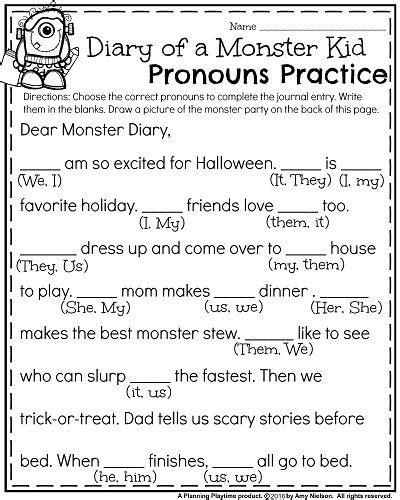 october first grade worksheets best of halloween