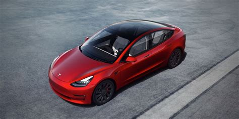 How Much It Costs To Lease A Tesla Model 3 | Screen Rant
