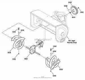 Snapper M1227e  1695734  27 U0026quot  11 5tp Intermediate Snow Thrower Parts Diagram For Auger Drive Group