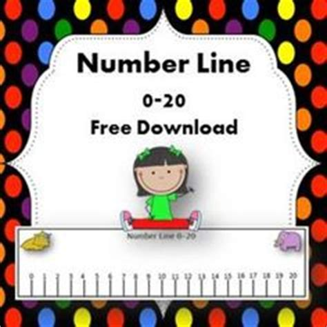 number lines images math numbers  grade