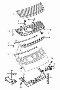 996 Assembly Diagram Rear Spoiler