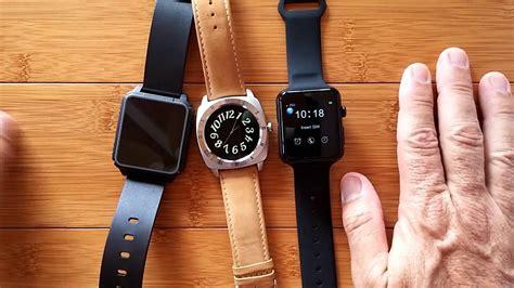 banaus b2 b3 bs19 smartwatches compared