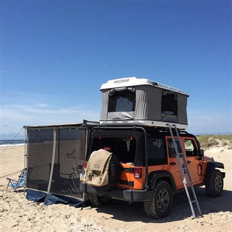 beach jeep accessories jeep cing jeep wrangler pinterest jeep cing
