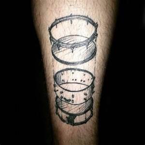 70 Drum Tattoos For Men