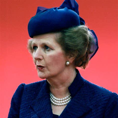 margaret thatcher prime minister biography