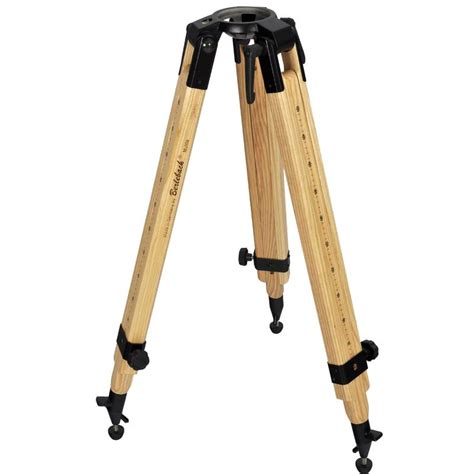 ladaire trepied en bois tr 233 pied en bois berlebach uni modell 2 75
