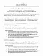 International Business Resume Objective International Doc 638825 Marketing Resume Objective Statement Examples Link To An Marketing Project Manager Resume Resume Skills Examples Marketing How To Write College