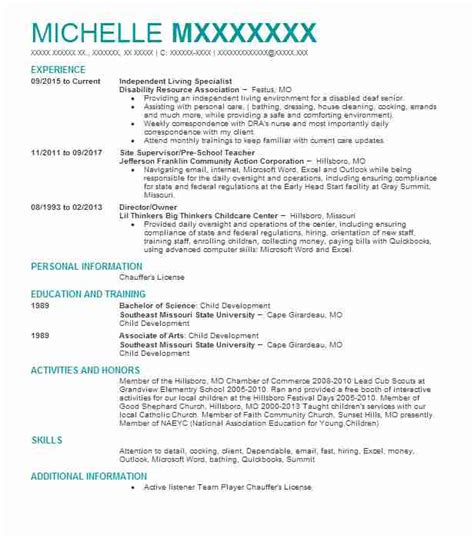 Independent Contractor Resume by Free Independent Contractor Resume