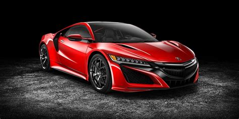 2017 acura nsx hennessey performance
