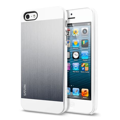 iphone 5 silver saturn for iphone 5 silver