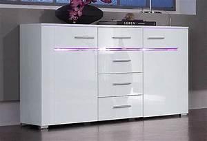 Kommode Weiß 35 Cm Tief : sideboard breite 130 cm online kaufen otto ~ Bigdaddyawards.com Haus und Dekorationen