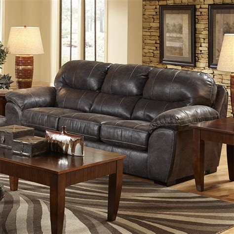 faux leather sleeper sofa  living rooms  family