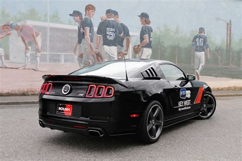 Roush Mustang Review by 2014 Roush Stage 3 Mustang Review