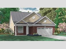 Southern Heritage Home Designs House Plan 2755B The