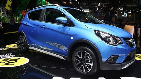 Opel Karl 2020 by 2018 Opel Karl Rocks Design Review Price 2019 2020