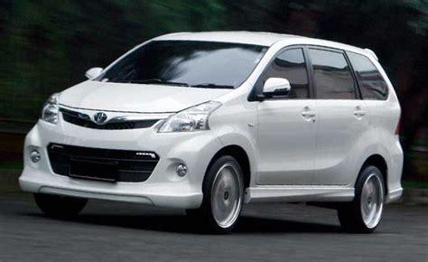 Gambar Mobil Toyota Avanza Veloz by Kumpulan Gambar Modifikasi Keren Dan Elegan Mobil Toyota