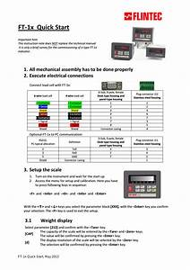 Wagezelle Load Cell Wiring Diagram