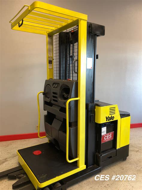 ces  yale order picker electric forklift