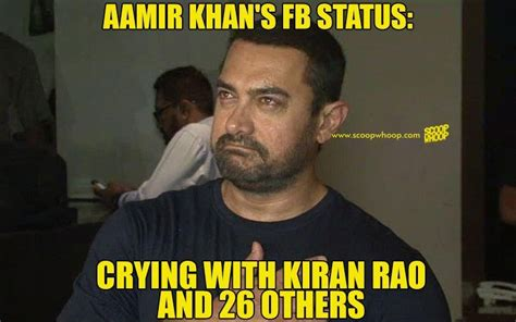 Khan Meme - these 19 aamir khan memes are so funny that you ll burst into tears
