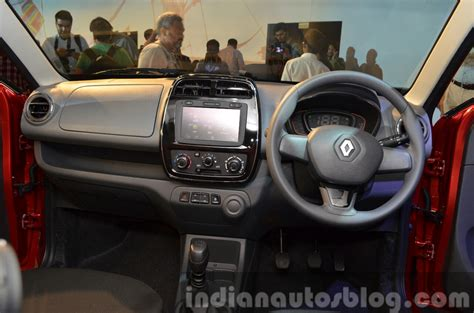 kwid renault interior renault kwid in 82 detailed images