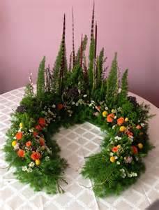 Themed Funeral Flower Arrangements