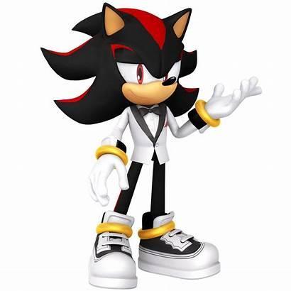 Shadow Nibroc Rock Tuxedo Render Deviantart Hedgehog