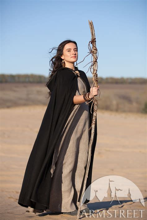 black woolen cloak labyrinth  sale