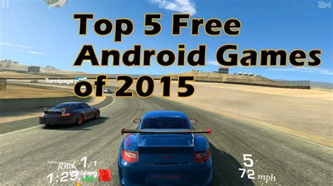 Best Of The Best Free Android Games From 2015 Youtube