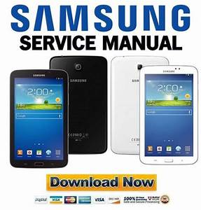 Samsung Galaxy Tab 3 Sm T2100 Service Manual  U0026 Repair
