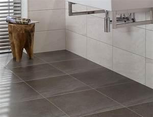 Boden Für Badezimmer : rutschfest robust bodenbel ge f r das bad wohnen ~ Markanthonyermac.com Haus und Dekorationen