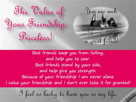 Value Our Friendship Quotes