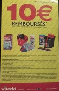 Offre De Remboursement : offre de remboursement vileda 10 rembours s ~ Carolinahurricanesstore.com Idées de Décoration