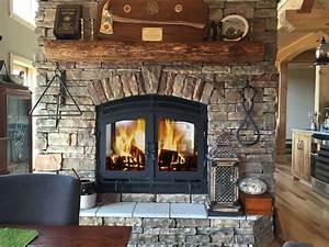 Single, Sided, Wood, Fireplaces
