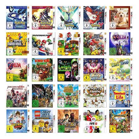 Die besten Nintendo 3DS Spiele (mit OVP) (gebraucht) eBay