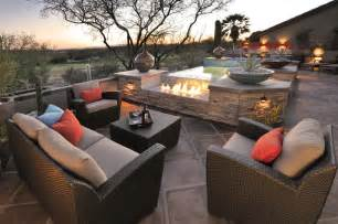 prideaux design southwestern patio by