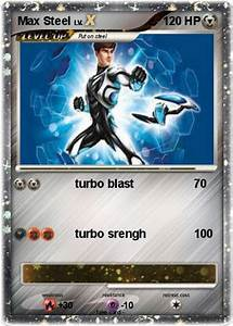 Pokémon Max Steel 12 12 - turbo blast - My Pokemon Card
