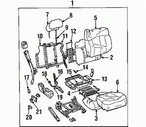 2004 Gmc Sierra Parts Diagram