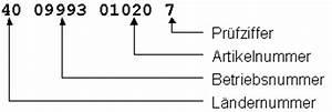 Barcode Nummer Suchen : ean europ ische artikel nummer ~ A.2002-acura-tl-radio.info Haus und Dekorationen