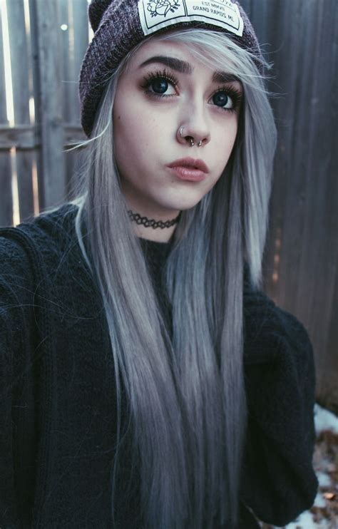 Pastel Goth Hairstyles The Haircut Web