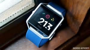 Review Fitbit Blaze